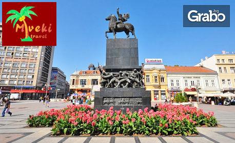 Еднодневна шопинг екскурзия до Пирот и Ниш през Май