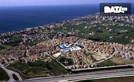 Септемврийска почивка на Мраморно море! 5 нощувки със закуски в Кумбургаз, плюс транспорт