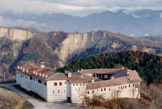 100 главных достопримечательностей в Болгарии
