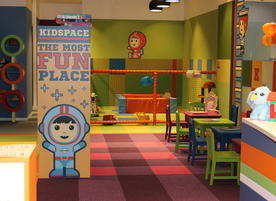 KidSpace Sofia Ring Mall