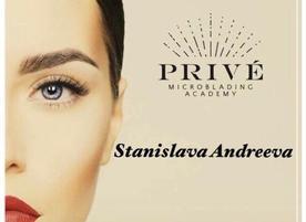 Stanislava Adreeva - Make up Art