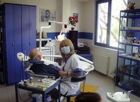 Стоматолог Н. Георгиева