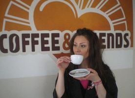 Кафе-сладкарница Coffee&Friends