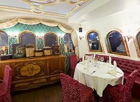 Ресторант Mr. Baba