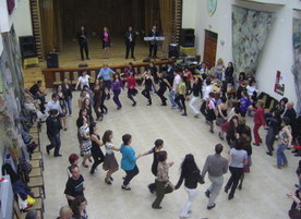 Танцово училище Кукери