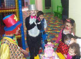 Детски кът Мечо Пух
