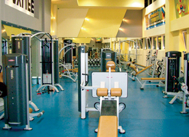 Fitness centre Stadium