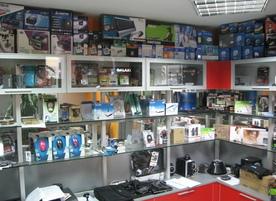 Сервиз и магазин за компютри, компютърна и офис техника