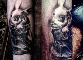 Bloody art Tattoo