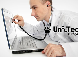 Унитек България - Сервиз за компютри и лаптопи