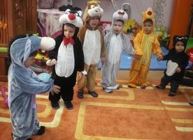 Детски парти център Lily Rose Melody