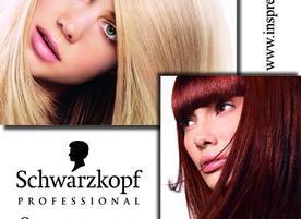 Представителен салон на Schwarzkopf Professional