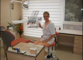 Стоматолог д-р Александрова