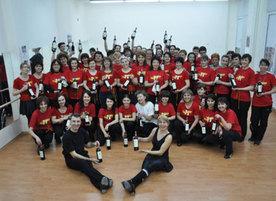Танцов клуб Чародейци