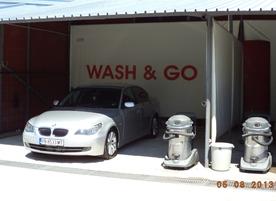 Автомивка Wash & Go