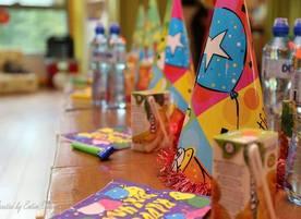 Детски парти клуб Coccolone