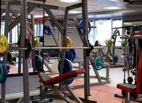 Фитнес център West Gym