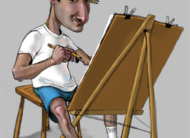 mARTo Caricatures