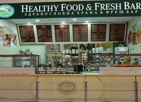 Healthy Food & Fresh Bar