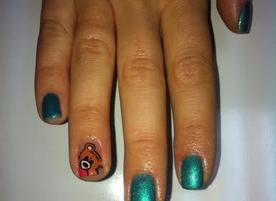 Mony Style Nails