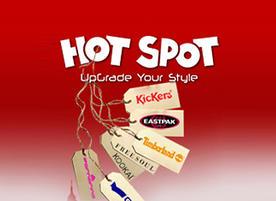 Магазини Hot Spot