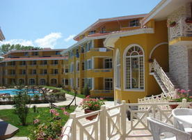 Хотелски комплекс Blue Orange
