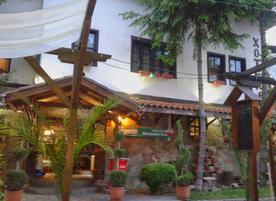 Семеен хотел-ресторант Маламовата къща
