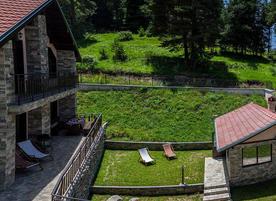 Ваканционни къщи Родопски уют