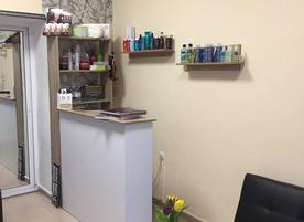 Beauty Shop. Hair and Nails