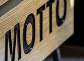 Клуб Мотто