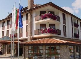 Хотелски комплекс Гла̀зне****