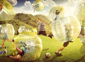 Bubble Football Bulgaria