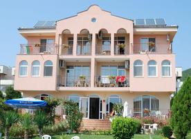 Хотел Аркада