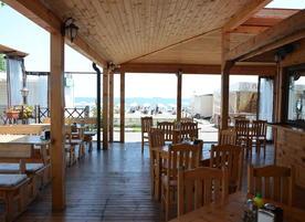 Рибен ресторант Капани