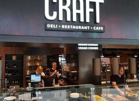 Craft Deli Restaurant Cafe