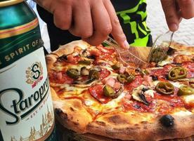 Caruso pizza