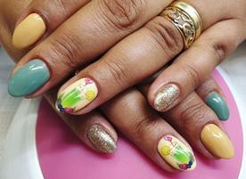 Pretty nails SN