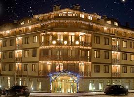 Апартаментен хотел Вихрен Палас****