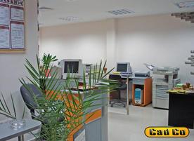 Копирен център Cad Co