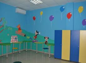 Частна детска занималня Цвети