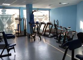 Фитнес център Kaligula Gym