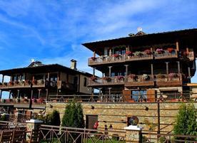 Къщи за гости Лещенски рай