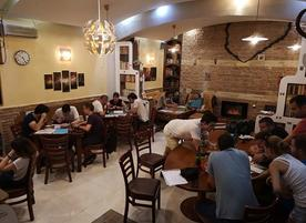 Кафе клуб BoardGame Ruse
