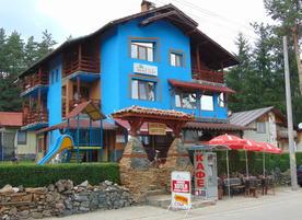 Семеен хотел Сладък живот