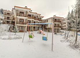 Комплекс Raikov Ski Lodge**