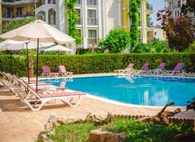 Апарт хотел Магнолия Гардън/ Magnolia Garden