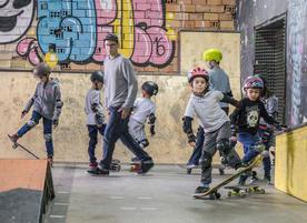 Скейт школа Прогресия