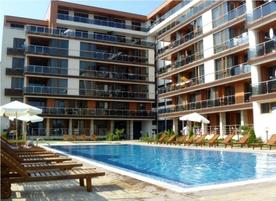 Pomorie Bay Apartments & SPA