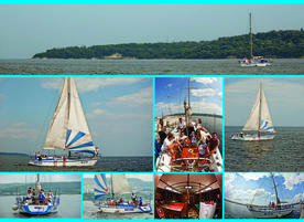 Ветроходна яхта Blue Wind
