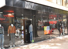 """Магазин за мъжка мода """"Златев """""""